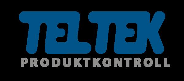 Teltek product control logo