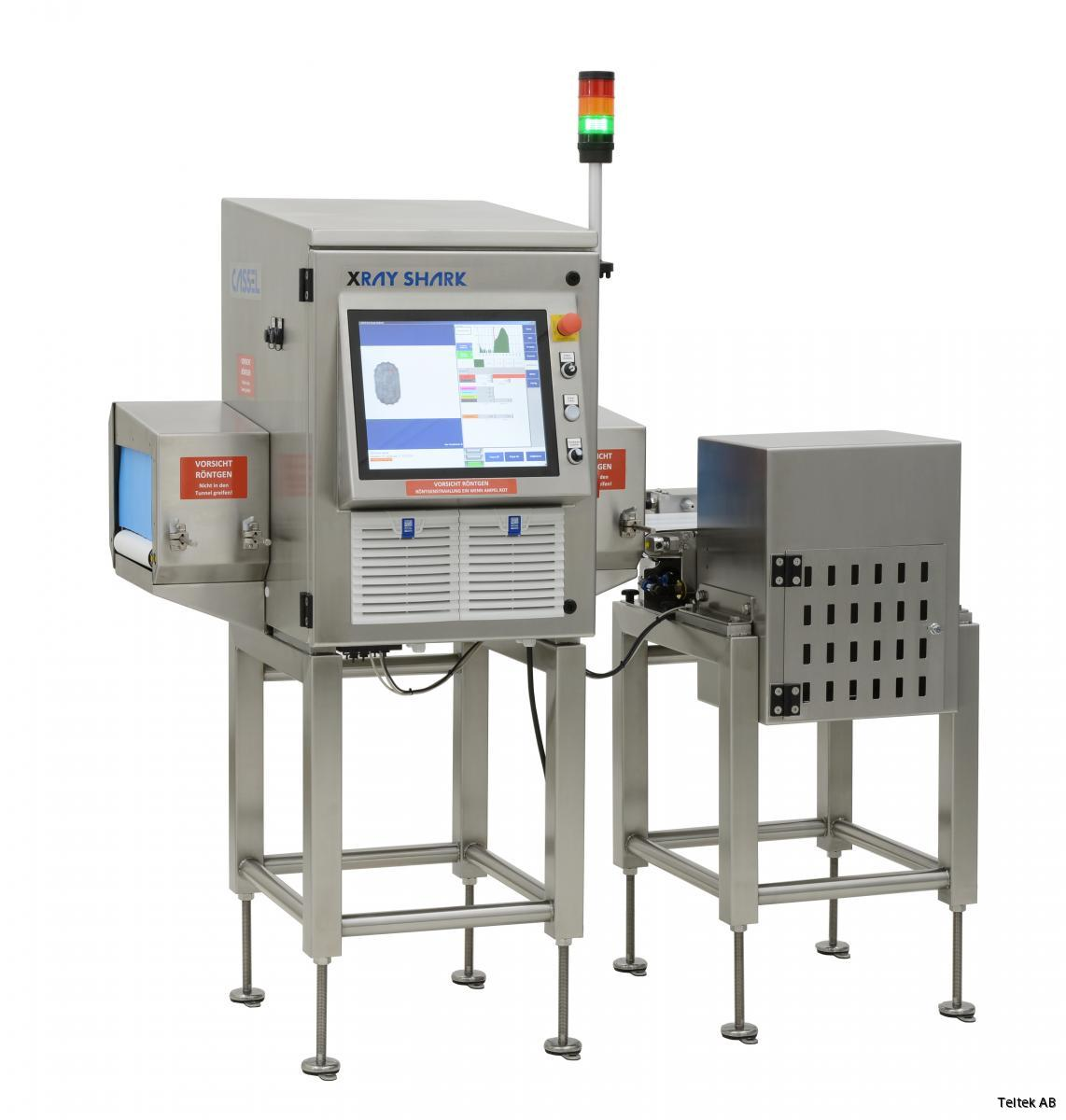X-ray detection equipment that detect contaminants in your products