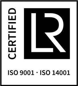 Teltek is certified in quality, ISO:9001 2015 and environment ISO:14001 2015