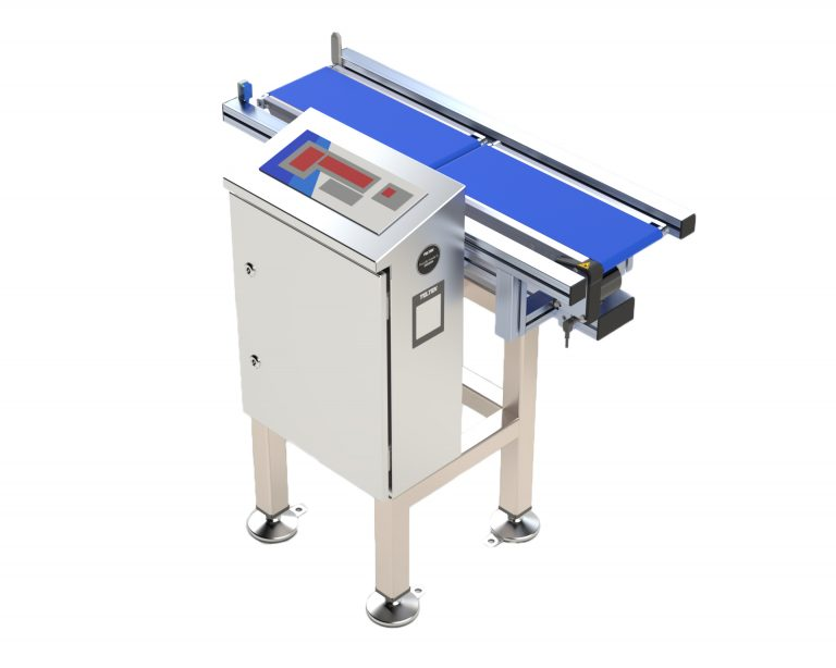 Teltek C20 dynamic product control checkweigher