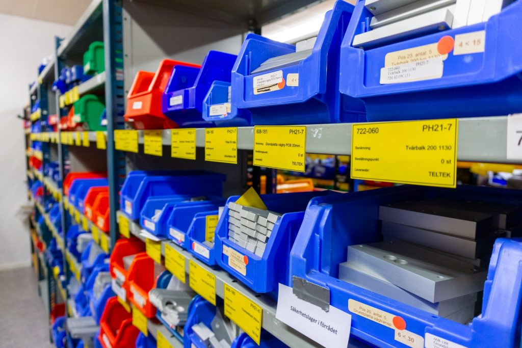 Spare parts for dynamic checkweighers, production control solutions and contaminants detection solutions